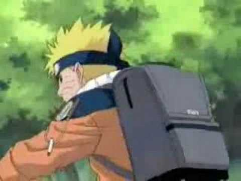 NARUTO USED TO BE MY DOG