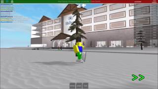Proof of security abuse(?) at Roblox Hilton Hotel [ziggy185]