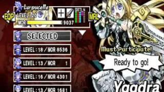 Yggdra Union, PSP Gameplay: Gulcasa Extinguished