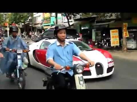 Đại gia Việt nam chạy Bugatti-Giá nhập từ Mỹ vào khoảng 1,7 triệu USD