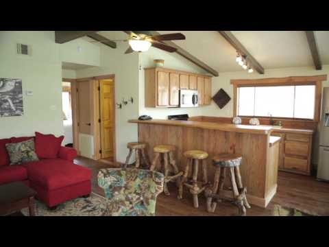 Riverbend Cabins at Schlitterbahn New Braunfels, Two Bedroom Suites