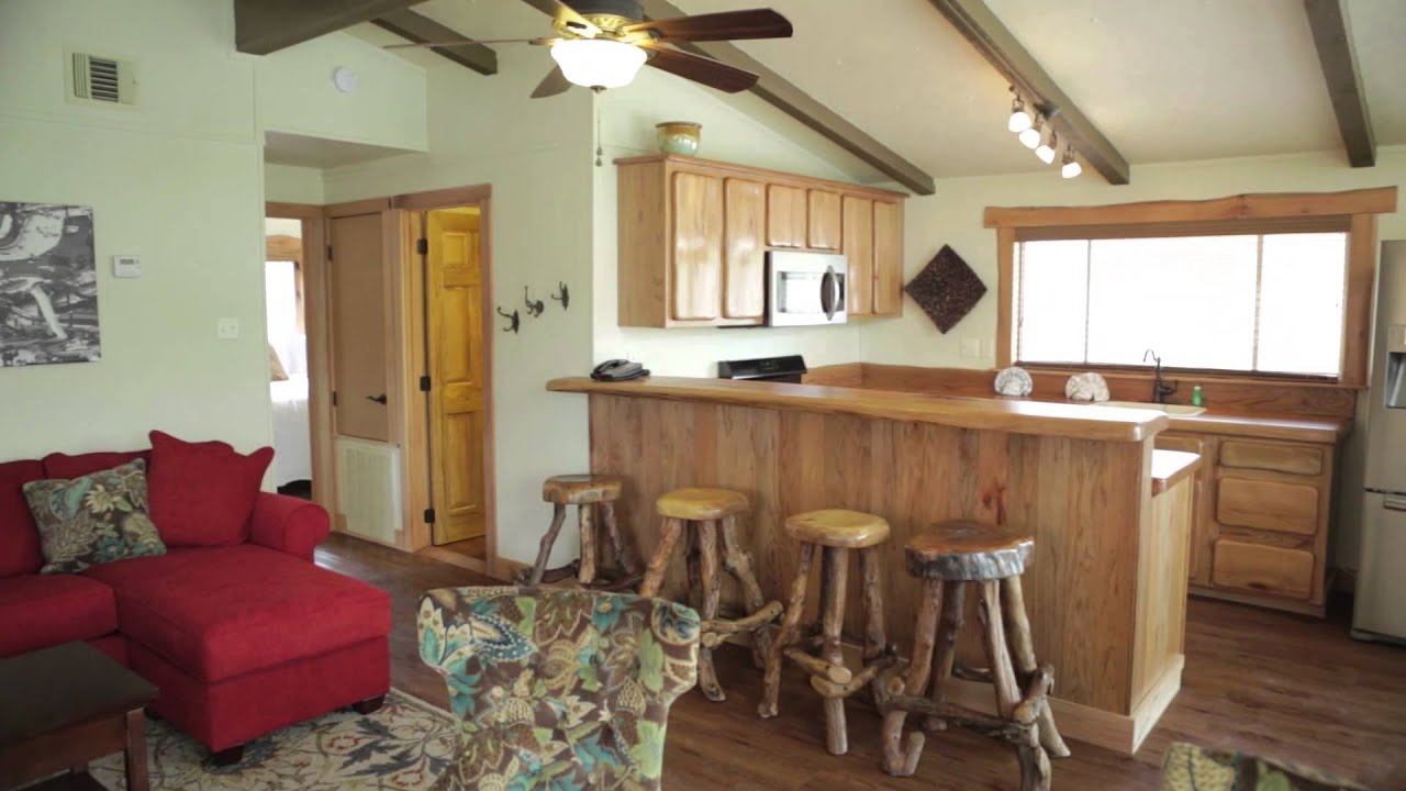 Riverbend cabins at schlitterbahn new braunfels two - 2 bedroom suites in new braunfels tx ...