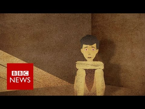 India's Kashmir conflict through the eyes of a child - BBC News