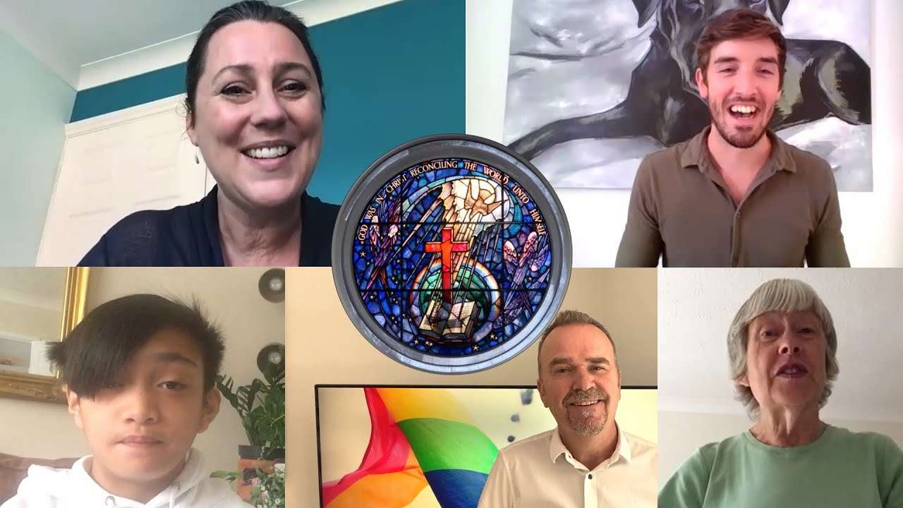 Welcoming the LGBT+ community at WBCh - 5th July 2020 - Worthing Baptist Church