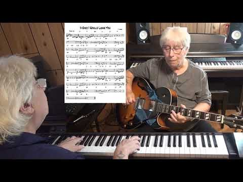 If Ever I Would Leave You - Jazz Guitar & Piano Cover ( F. Loewe )
