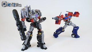 MakeToys Cross Dimension Rioter Despotron - Megatron - Review