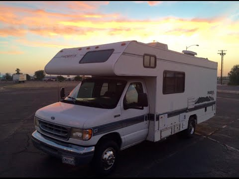 first day living in an rv motorhome van full time youtube. Black Bedroom Furniture Sets. Home Design Ideas