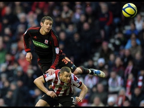 Sunderland 1-1 Middlesbrough - Official Highlights and Goals | FA Cup 4th Round Proper 29-01-12
