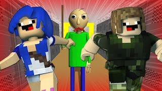 The BALDI's is OUR GREATEST ENEMY l ROBLOX