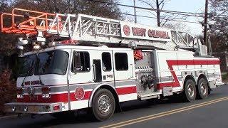 Top 50 Fire Truck Responding Videos Of 2017