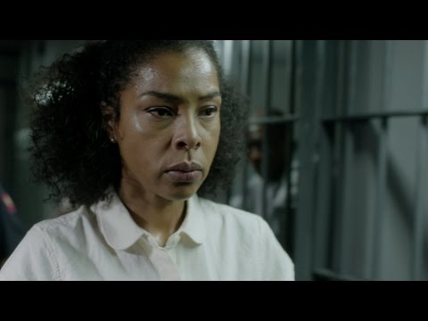 Maya visits Rudy in prison  Undercover: Episode 1 P  BBC One