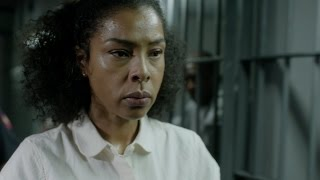 Maya visits Rudy in prison - Undercover Episode 1 Preview - BBC One