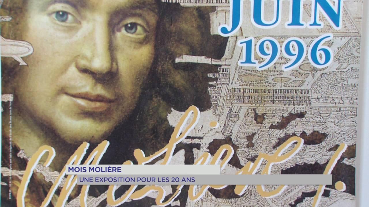 Mois Molière : une exposition pour les 20 ans