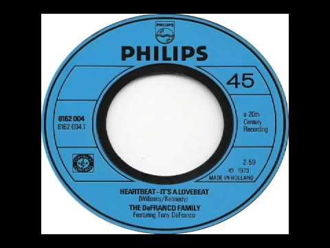 Defranco Family - Heartbeat It's A Lovebeat (1973)