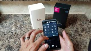 first impressions initial review lg v20