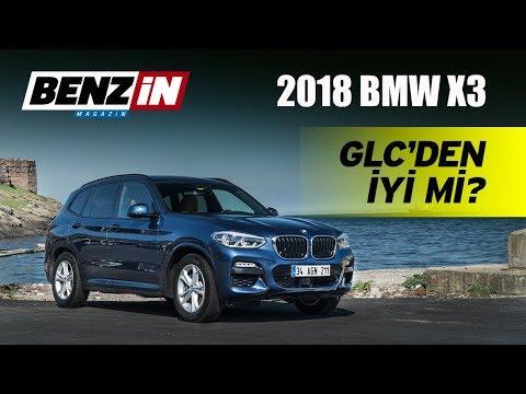 BMW X3 xDrive20d test sürüşü 2018