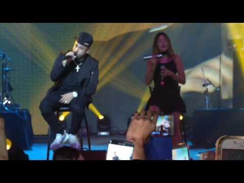 No Te Vayas —Nicky Jam(Luna Park)