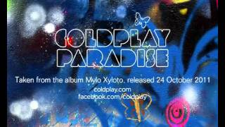 Coldplay - Paradise (Radio Edit)