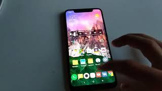 Xiaomi Mi8 осенью 2018.Опыт и советы.