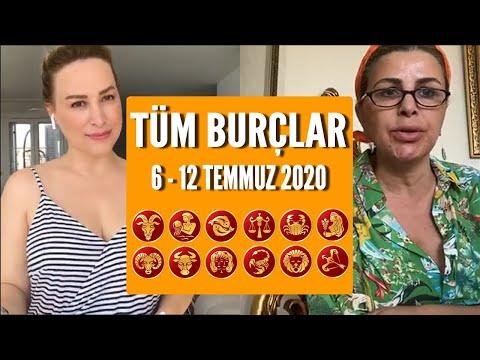 TÜM BURÇLAR | 6 - 12 Temmuz 2020 | Nuray Sayarı'dan haftalık burç yorumları