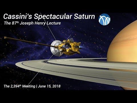 PSW 2394 Cassini's Spectacular Saturn | JPL/NASA