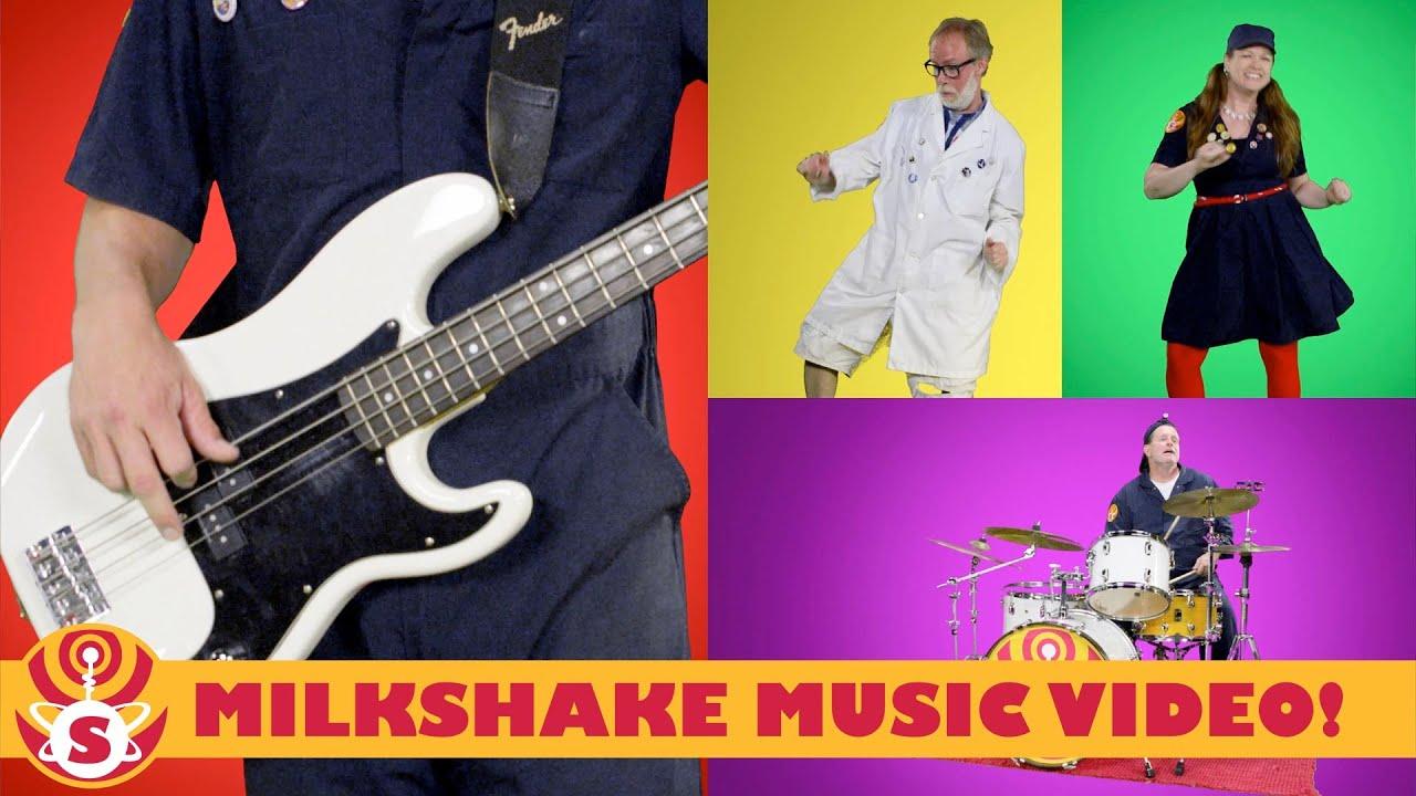 Milkshake! by The Shazzbots - The best kids song about milkshakes!