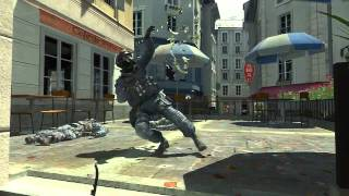 "MW3 Throwing Knife Bank Shot Montage/ Bucks ""Mix Tape"""