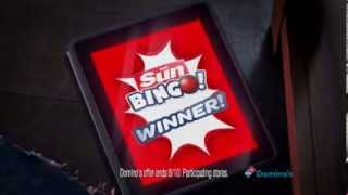 Sun Bingo - Domino