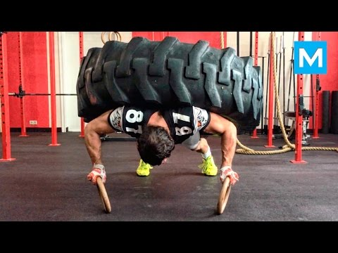 Extreme Workout for SUPERHUMANS | Muscle Madness