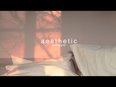 aesthetic - my first video?