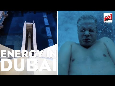 Emirates bringt ENERGY nach Dubai | Folge 5 | Aquaventure Waterpark
