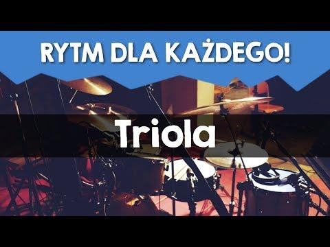 RYTM dla Każdego - Lekcja #2 - Triole, Triola - co to jest?