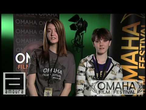 Teen Sisters Volunteer for the Omaha Film Festival