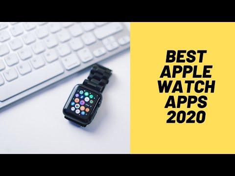 Best Apple Watch Apps 2020 !