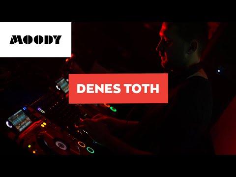Denes Toth @ Moody (Radost Klub, Bratislava) 27.10.2017