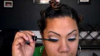 Using Color Eyeliner - New Avon Supershock Gel Eyeliner Thumbnail