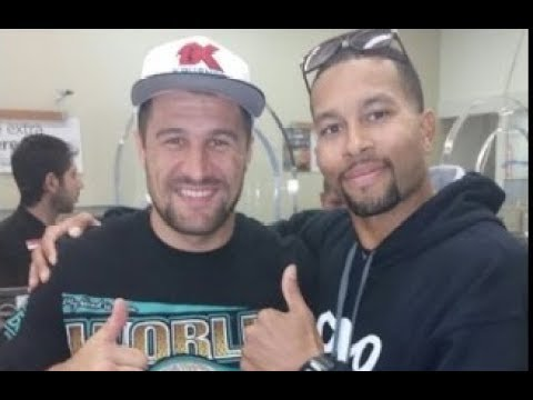 "Sergey Kovalev Strength & Conditioning Coach Tells All About ""LAZY"" Training Habits"