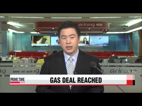 Russia, Ukraine broker deal on energy gas   러시아-우크라이나, '가스 분쟁' 잠정 타결