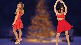 Ariana Grande Vs. Lucy Hale: Christmas Song Showdown!