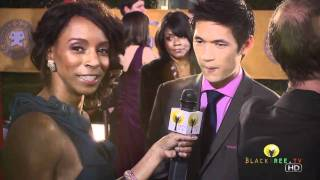 2011 SAG Awards - Harry Shum, Jr. - Glee