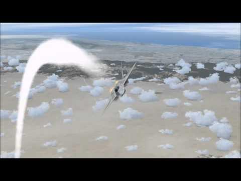 Northrop/McDonnell Douglas YF-23 FSX