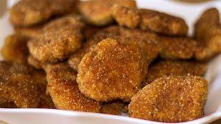 Как приготовить куриные наггетсы How to Cook Chicken Nuggets