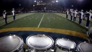MHS Marching Band Quads View