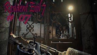 Resident Evil 7 s 07 Дезинсектора вызывали