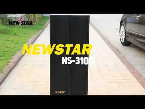 Newstar Speaker by Sokha thumbnail
