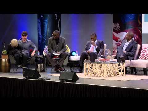 Big Debate on Leadership (with Daily Maverick)
