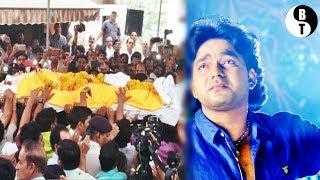 पवन सिंह के राइटर की मौत कलम का जादूकर अब नहीं रहा इस दुनिया में जाने पूरा मामला Bhojpuri Sad news