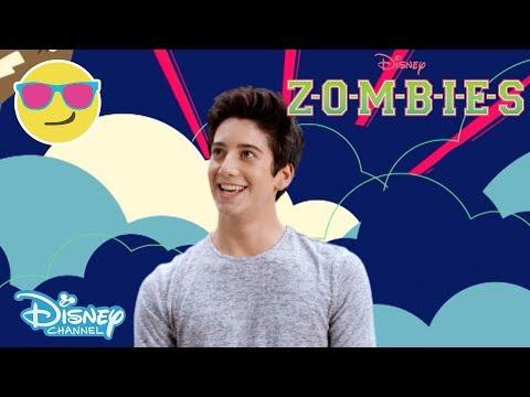 Z-O-M-B-I-E-S   Road to ZOMBIES ft. Milo Manheim 🎥   Official Disney Channel UK