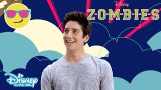 Z-O-M-B-I-E-S | Road to ZOMBIES ft. Milo Manheim ???? | Official Disney Channel UK