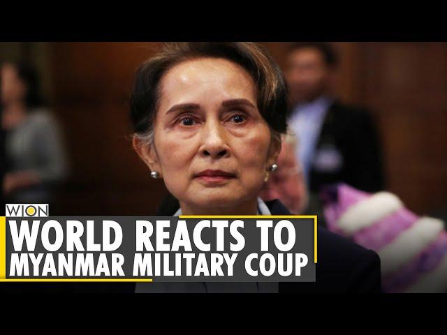Biden demands Myanmar military cede power, orders sanctions review | World News
